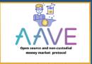 Aave money market DeFi protocol