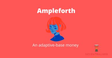 Ampleforth smart commodity money