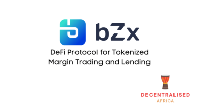 bZx open finance protocol