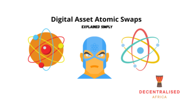 cryptocurrency atomic swaps