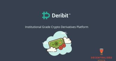 Institutional Grade Crypto Derivatives Platform