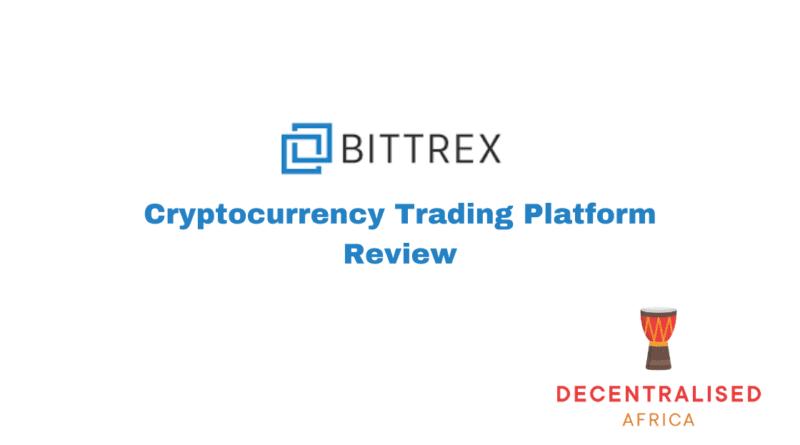 Bittrex cryptocurrency exchange