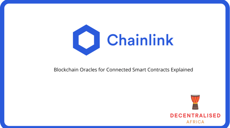 Beginner's Guide to ChainLink