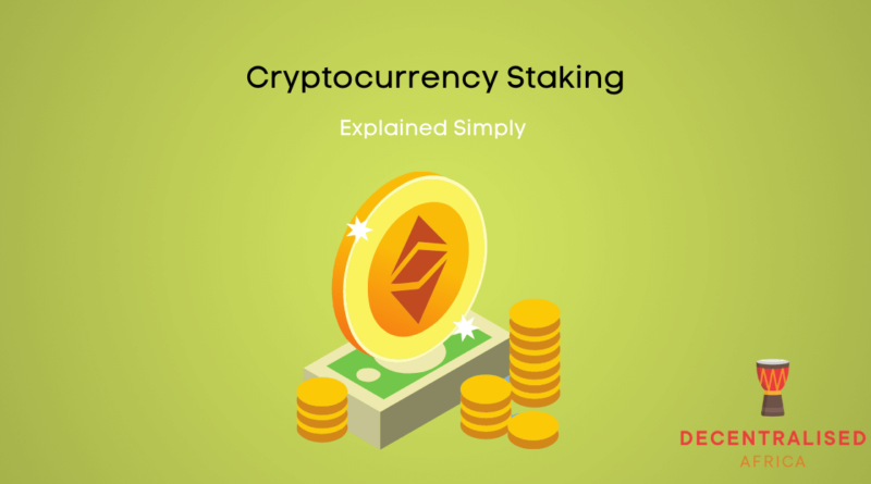Proof of Stake Consensus Mechanism Defined