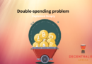 Digital currency double-spend problem explained