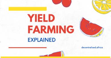 Yield Farming Explained