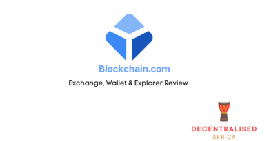 Blockchain.com Exchange, Wallet, & Explorer Review