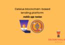 Celsius Blockchain-based digital asset lending platform