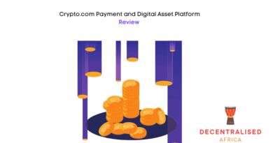 Crypto.com Payment and Digital Asset Platform