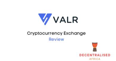 Valr Digital Asset Exchange Platform