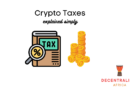 Understanding Crypto Taxes