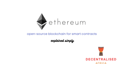 Ethereum blockchain
