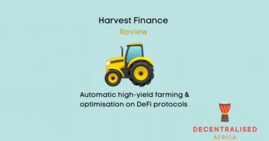 Harvest Finance Automatic high-yield farming & optimization