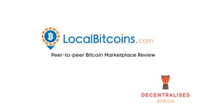 LocalBitcoins P2P platform