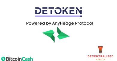 Detoken Anyhedge BitcoinCash