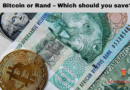 SA Rand vs Bitcoin