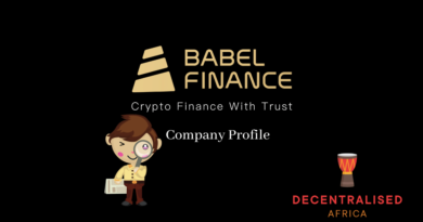 Babel Finance Cryptocurrency Financial Services Provider