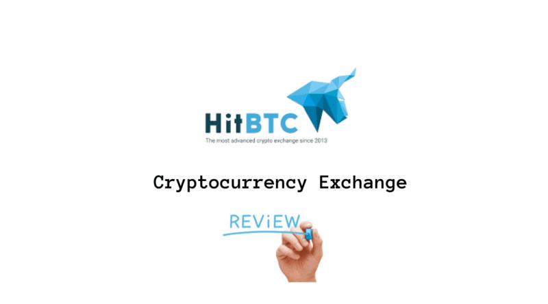 HitBTC Crypto Exchange