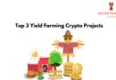 Top 3 Yield Farming Crypto Platforms