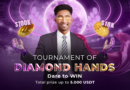 Tournament of Diamond Hands: $5000 in winnings for Remitano users!