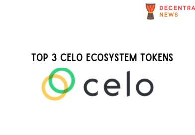 Top 3 Celo Ecosystem Tokens
