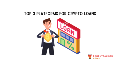 Top 3 Platforms for Crypto Loans