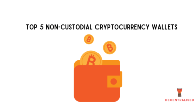 Top 5 Non-Custodial Cryptocurrency Wallets